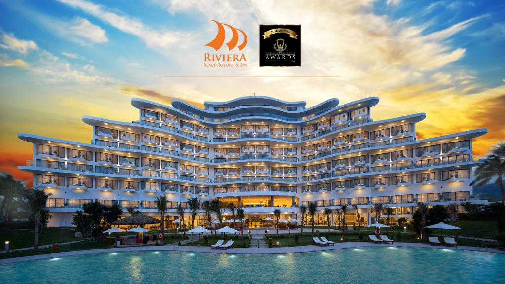 BEAUTIFUL CAM RANH RIVIERA BEACH RESORT & SPA IS PROUD OF TO BE ONE OF VIETNAM SCOOPS 21 AWARDS AT WORLD LUXURY HOTEL AWARDS