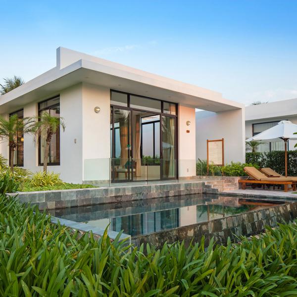 Ocean View Pool Villa 4
